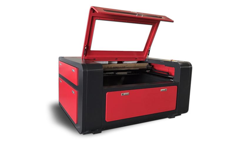 เครื่องเลเซอร์แกะสลักและตัด / Laser Engraving & Cutting Machine