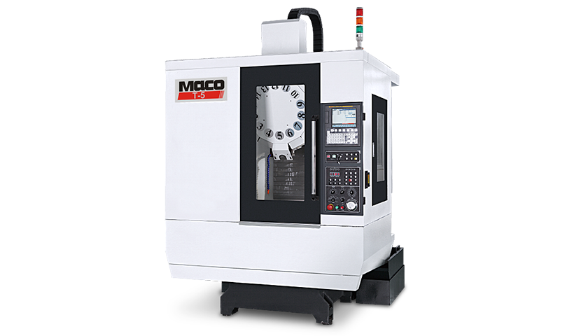 TAPPING AND DRILLING MODEL T-5 BRAND MACO