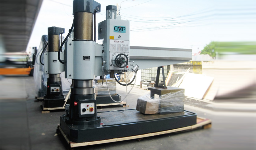 Radial Drilling Model Z3050x20